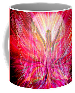 Liberty In My Heart Coffee Mug
