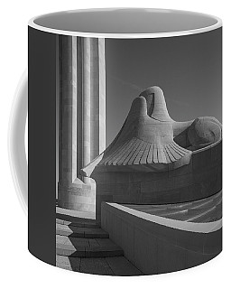 Liberty Memorial Kansas City Missouri Coffee Mug