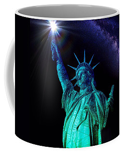 Liberty Sky Coffee Mug