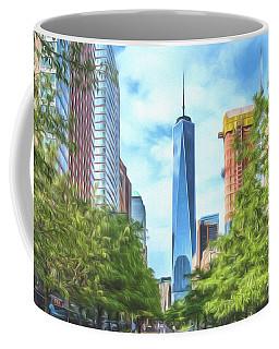 Liberty Tower Coffee Mug