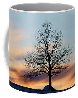Liberty Tree Sunset Coffee Mug
