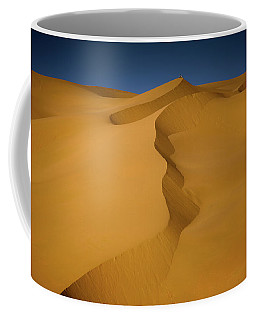 Libya Dunes Coffee Mug