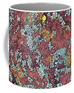 Lichen Colors Coffee Mug