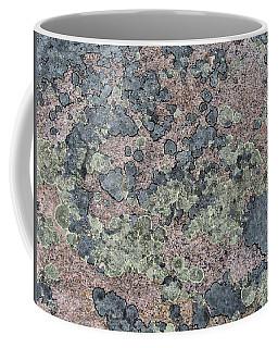 Lichen Stone Design Coffee Mug