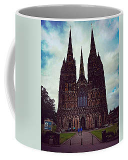 Lichfield Cathedral Coffee Mug