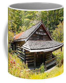 Lick Log Vintage Store Coffee Mug