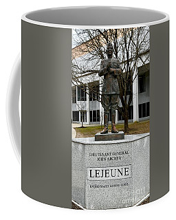 Lieutenant General John Archer Lejeune Coffee Mug