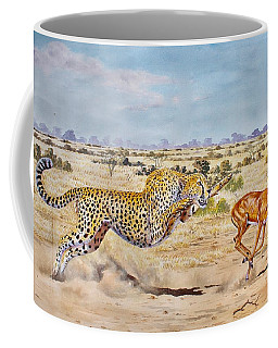 Life And Death Coffee Mug
