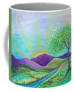 Love And Life Coffee Mug by Tanielle Childers