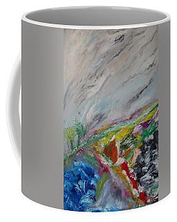 Life And Wind Coffee Mug