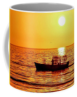 Life At Sea Coffee Mug
