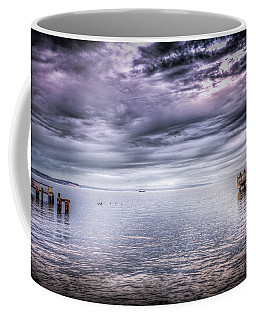 Coffee Mug featuring the photograph Life Coach by Spencer McDonald