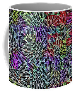 Life Currents Coffee Mug by Mimulux patricia no No