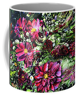 Life In A Bloom Field Coffee Mug