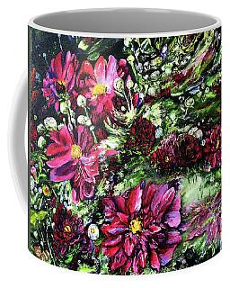 Life In A Bloom Field Coffee Mug