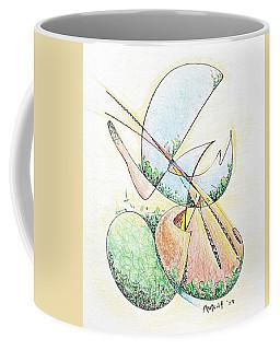 Life In A Bottle Coffee Mug