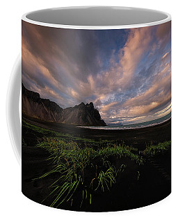 Life In Black And Green Coffee Mug