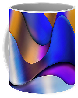 Coffee Mug featuring the photograph Life In Color by Paul Wear