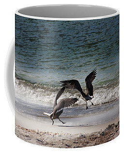 Life In Flight Coffee Mug