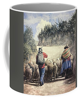 Life In Peru Coffee Mug