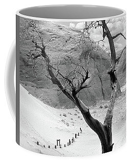 Coffee Mug featuring the photograph Life In The Desert -  Arizona by Mike McGlothlen