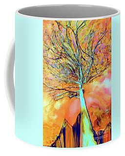 Life In The Trees Coffee Mug
