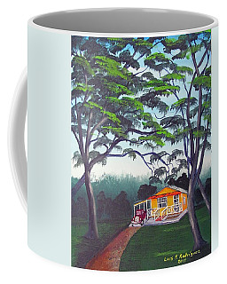 Life In The Woods Coffee Mug