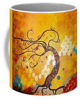 Life Is A Ball Coffee Mug