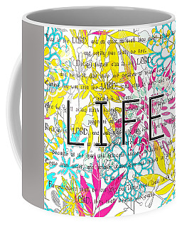 Life Is A Gift Coffee Mug
