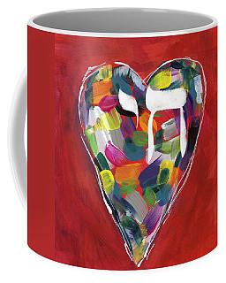 Life Is Colorful - Art By Linda Woods Coffee Mug