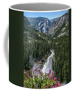 Life Line Of The Valley Coffee Mug