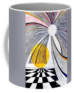 Life Line Coffee Mug by Yury Bashkin