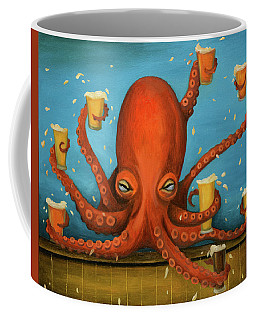 Life Of The Party Coffee Mug