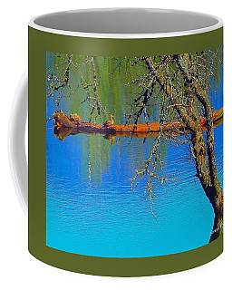 Life On The Edge Coffee Mug