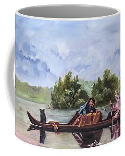 Life On The Missouri River Coffee Mug
