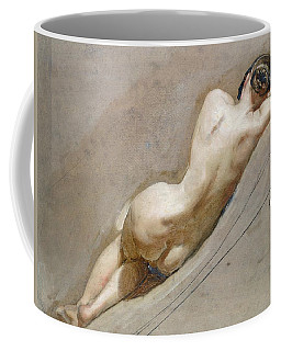 Life Study Of The Female Figure Coffee Mug