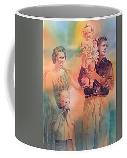 Life Was Good, Circa 1957 Coffee Mug by Tara Moorman