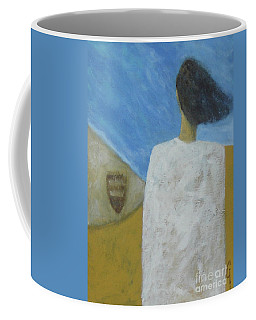 Lifeboat Coffee Mug by Glenn Quist