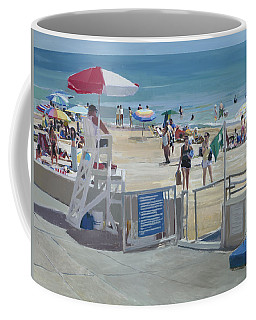 Lifeguard On Duty Coffee Mug