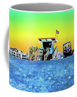 Lifeguard Tower 1 Coffee Mug