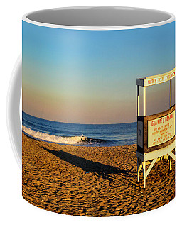 Lifeguard Stand At Ocean City Nj Coffee Mug