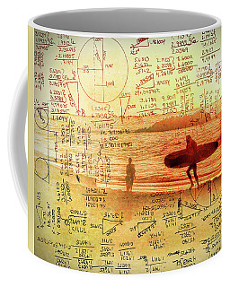 Life's Crossing Coffee Mug by Charles Ables