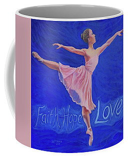 Life's Dance Coffee Mug by Jeanette Jarmon