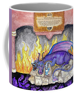Life's Little Inferno Cafe Coffee Mug