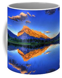 Canadian Rockies Coffee Mugs