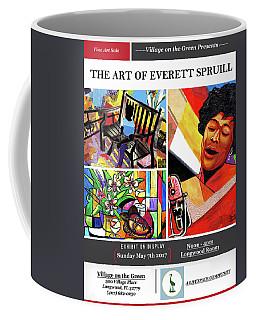 Lifespace Exhibition Poster Coffee Mug