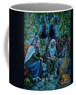 Lifetime Stories Coffee Mug