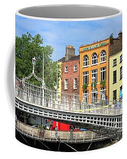 Liffey Bridge Coffee Mug