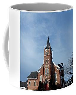 Lift Up Coffee Mug