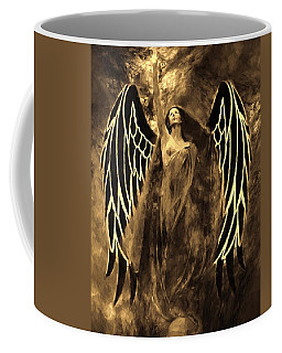 Lift Up Your Eyes Coffee Mug